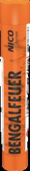 Bengalfeuer-oranje