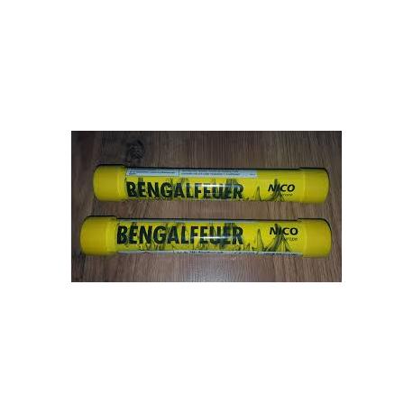 bengaalsvuur-geel